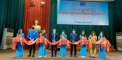 Tuổi trẻ Trường Đại học Sư phạm Hà Nội 2 phấn khởi chào mừng 90 năm sinh nhật Đoàn